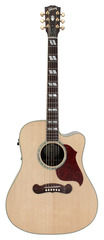 Gibson Songwriter Deluxe Studio EC Acoustic/Electric Antique Natural