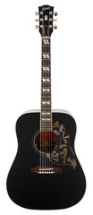 Gibson Limited Edition Hummingbird Black 2015
