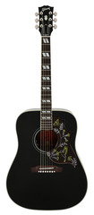 Gibson Hummingbird Ebony Limited Edition
