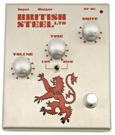 Godlyke British Steel Ltd. Distortion