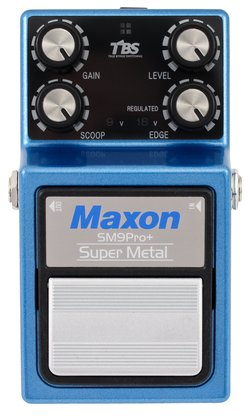 Maxon SM-9 Super Distortion Pedal