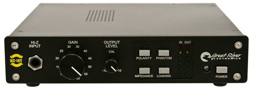 Great River ME-1NV<BR>Single Channel Preamp