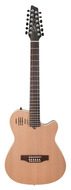 Godin A 12 Hollow Body 12 String Electric Natural