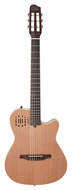 Godin MultiAc Encore Natural Cedar Nylon Electric