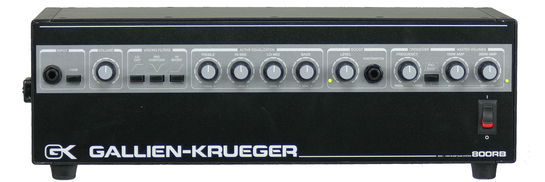 Gallien-Krueger 800RB<BR>300 Watt Bass Amplifier