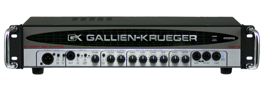 Gallien-Krueger 400RB-IV<BR>280 Watt Bass Amplifier