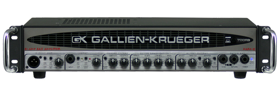 Gallien-Krueger 700RB-II<BR>480 Watt Bass Amplifier