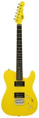 G&L ASAT Deluxe Yellow Fever
