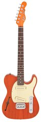 G&L ASAT Special Semi-Hollow Clear Orange