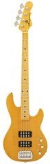 G&L L-2000 Bass<BR>Flamed Maple Top Amber