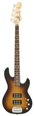 G&L L2000 Bass Tobacco Sunburst