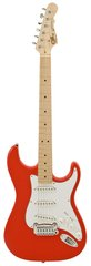 G&L Legacy Satin Body Fullerton Red