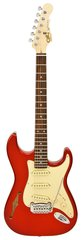 G&L Legacy Semi-Hollow Candy Apple Red<br>