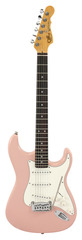 G&L Legacy Shell Pink Limited Edition