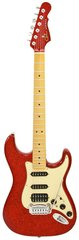 G&L Legacy HB Red Flake