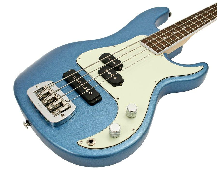 g l sb 2 bass guitar lake placid blue rainbow guitars. Black Bedroom Furniture Sets. Home Design Ideas