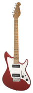 Grosh ElectraJet Custom Candy Apple Red
