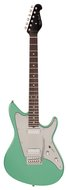 Grosh ElectraJet Custom Metallic Mint Green Alder