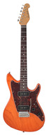 Grosh Electrajet Custom Orange Ash