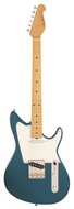 Grosh ElectraJet VT Custom Aged Lake Placid Blue Ash