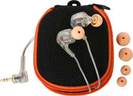 Galaxy EB10 Pro Dual-Driver Earbud with Case