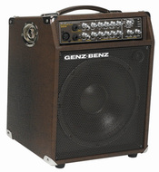 "Genz Benz Shenandoah Compak 300 Combo With 10"" Woofer"