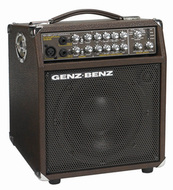 "Genz Benz Shenandoah Compak 300 Combo With 8"" Woofer"