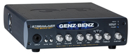 Genz Benz 600 Watt, Lightweight Bass Amp With Class A Tube Preamp
