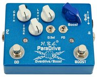 Homebrew Paradrive Overdrive / Boost