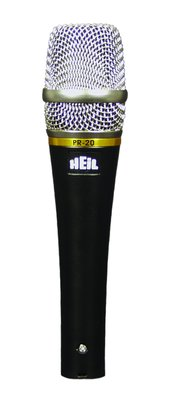 Heil Sound PR20-UT Dynamic Microphone