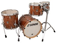 Sonor Delite 4pc Bop Kit Walnut Roots