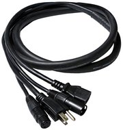 Hosa PPC-125 Powered Speaker Cable, 25 ft.