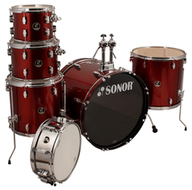 Sonor F507 eXtreme 6pc Shell Pack In Wine Red