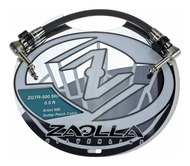 Zaolla Artist Series Patch Cable 1/2 Foot