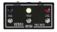 Heptode Virtuoso Phase Shifter Pedal