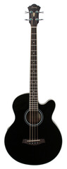 Ibanez AEB5E BK Black Acoustic Electric Bass