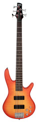 Ibanez GSR205FM AMB Gio Amber Burst Electric Bass