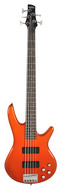 Ibanez GSR205 ROM Gio Roadster Orange Metallic Electric Bass