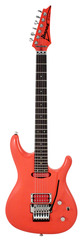 Pre-Owned Ibanez JS2410 Joe Satriani Signature Muscle Car Orange
