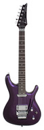 Pre-Owned Ibanez JS2450 Joe Satriani Signature Muscle Car Purple