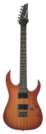 Ibanez RG421 Light Violin Sunburst Electric Guitar