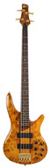 Ibanez SR800 AM Standard Poplar Burl Amber Electric Bass
