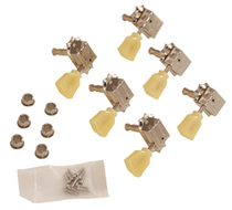 Tone Pros Les Paul Style Kluson Tuners Push to Fit