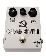 Pre-Owned Heavy Electronics Radio Havana Lo Fi Pedal White