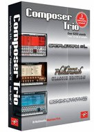 IK Multimedia Composer Trio Software Bundle