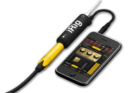 IK Multimedia AmpliTube iRig iPhone Guitar Interface & Software