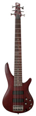 Ibanez SR506 BM 6 String Brown Mahogany Electric Bass