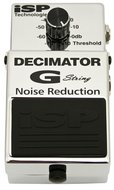 ISP Technologies Decimator G-String Noise Reduction Pedal
