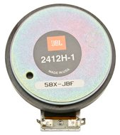JBL 2412H-1 Replacement Driver<BR>for JRX Series
