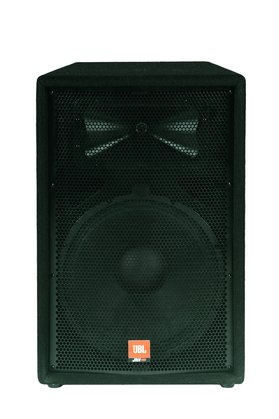"JBL JRX 115<BR>15"" Two Way Portable Speaker"